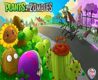 Plants Vs Zombies is a PopCap hit