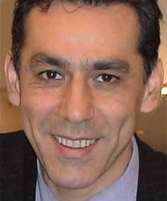 Shahram Niri, director of global LTE strategy, NEC