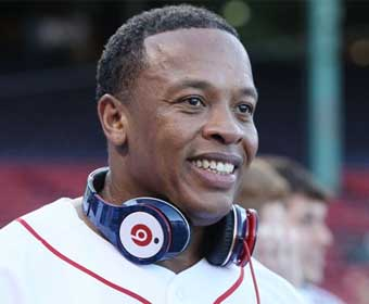 Dr Dre has become a rap billionaire and didn't die trying