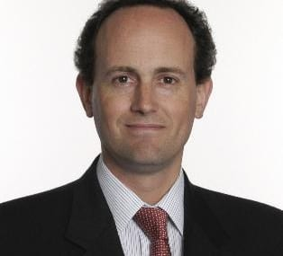 Sean Williams, group strategy director for the BT Group