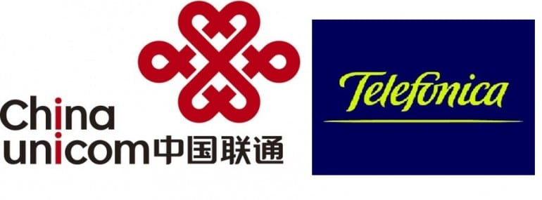 Telefonica has sold a 4.56 per cent stake in China Unicom