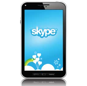 Smile is happy to support OTT services like Skype, which other operators consider potentially damaging