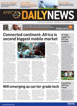 AfricaCom11_DayOneOFC