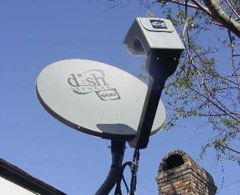 Dish Networks's nose appears to be out of joint
