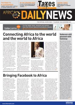 AfricaCom11_DayTwoOFC