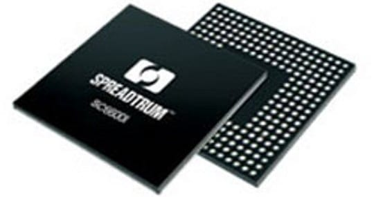 The SC9610 is Spreadtrum's first TD-LTE enabled design as is aimed at the Chinese market