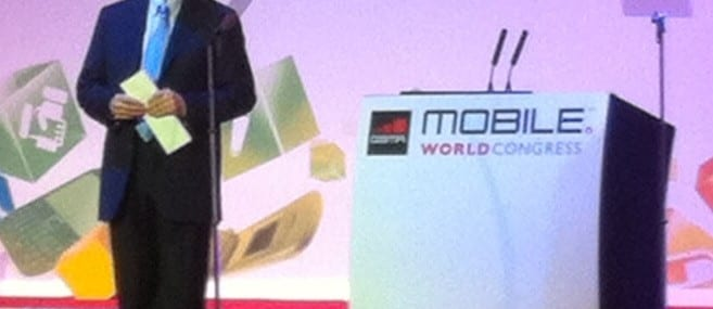 Eric Schmidt wants to put a Android phone in your pocket. Though not personally and not for free