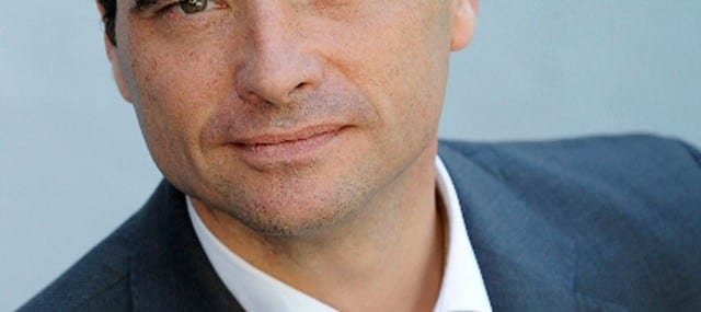 Sony Mobile's head of UK and Ireland, Pierre Perron