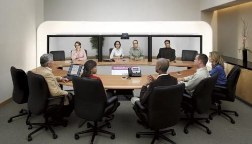 Orange has introduced a new cloud-based Telepresence service