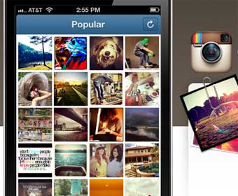 Instagram has 30 million mobiel users
