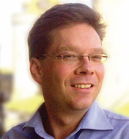 Jürgen Fisher, of testing firm COMPRION
