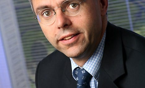 Michel Combes, CEO, Alcatel-Lucent