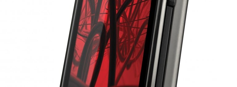Motorola's RAZR MAXX smartphone