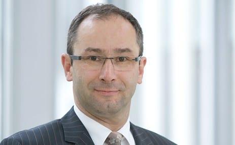 Bruno Jacobfeuerborn, CTO of Deutsche Telekom