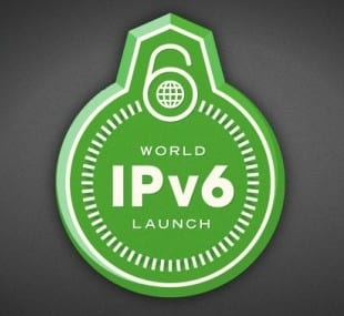 A number of brands such as Google, Facebook and Ericsson have gone live with IPv6