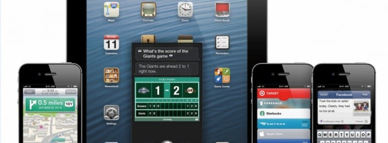 Apple has unveiled iOS6