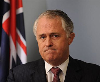 "Malcolm Turnbull: ""Fitter than the proverbial butcher's dog"""
