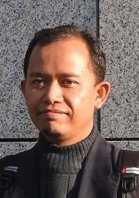 Hadi Hariyanto, senior researcher for Telkom, Indonesia