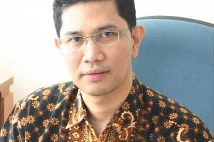 Heru Sutadi is commissioner of Telkom Indonesia