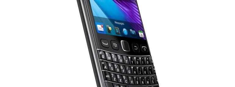 The Blackberry Bold 9790