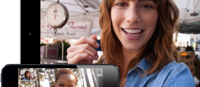 FaceTime is now available to use over cellular networks, unless you're an AT&T unlimited data user