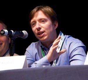 Wilson Kriegel is chief revenue officer for OMGPOP