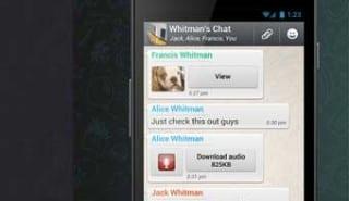 WhatsApp has 500 million users