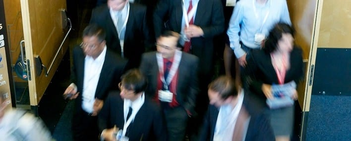 Lte_conference_busy
