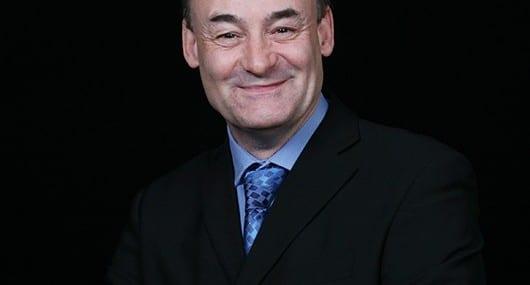Simon Collins, VP, Praesidium