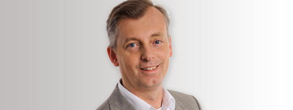 Ericsson's chief technology officer Ulf Ewaldsson