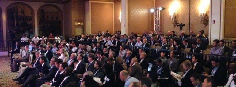 The LTE North America conference attracted over 1000 attendees