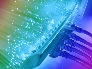 O2 is upgrading its core network to an all fibre infrastructure