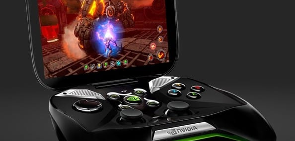 Nvidia has announced Project Shield - a portable Android-based gaming device