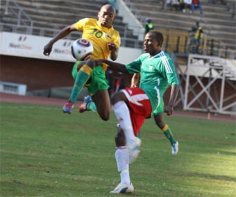 Orange is sponsoring the Africa Cup of Nations 2013 pan-African football tournament in South Africa