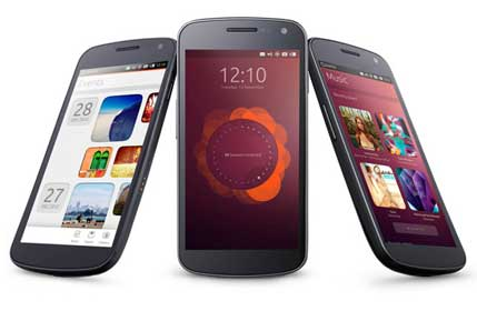 Ubuntu on smartphones