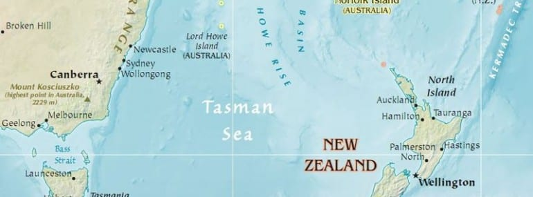 New Zealand and Australia's governments have conducted a report on trans-Tasman roaming services