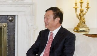 Ren Zhengfei pledged Huawei's commitment to contributing to New Zealand's digital economy