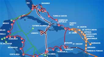 CWC and Columbus form Caribbean sub-sea JV | Telecoms com