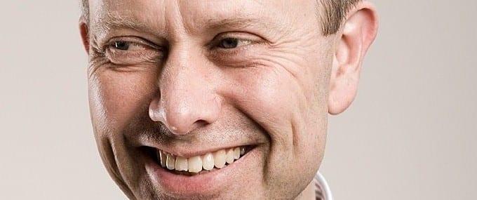 Stefan Zehle, Coleago CEO