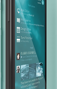 Jolla's firest Sailfish device