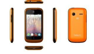 The ZTE Open Firefox OS device will be avilable through eBay for £59.99 (UK) and $79.99 (US)