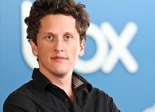 Aaron Levie, founder and chief executive officer of Box