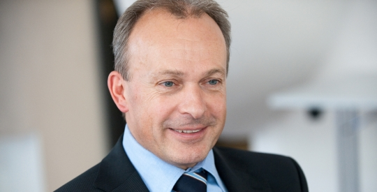 Swisscom has appointed Urs Schaeppi as CEO
