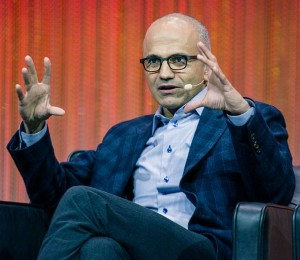 CEO Satya Nadella is driving for a cross-platform  strategy for Microsoft
