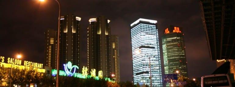 CenturyLink will host services in Shanghai