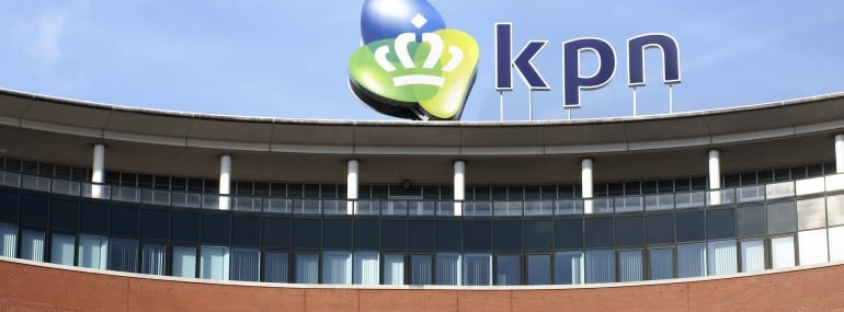 KPN's corporate headquarters