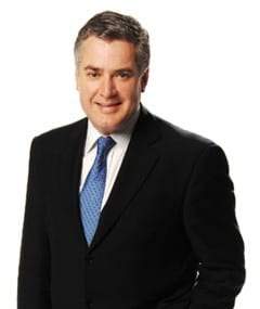Joe Natale has been appointed president and CEO at Telus