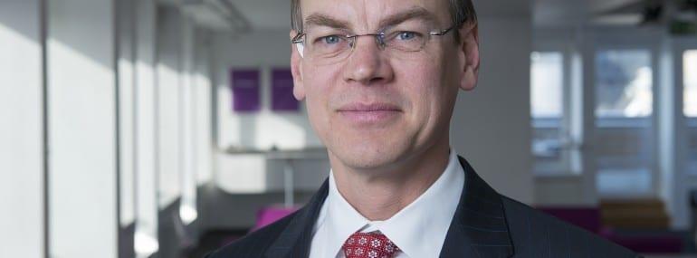 Christian Luiga, CFO, TeliaSonera