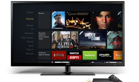 Amazon has launched its TV streaming device, Amazon Fire TV