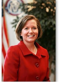 CTIA has appointed former commissioner of the FCC Meredith Attwell Baker as its president and CEO